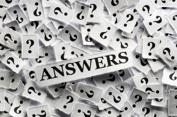 ANSWERS ON QUESTION © Ivaylo Sarayski | Dreamstime.com